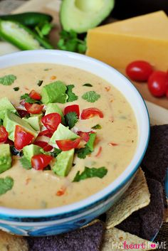 15 Incredible Queso Dips That Are Almost Too Good To Be True
