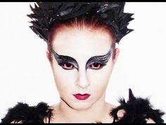 Black Swan - Makeup Tutorial - YouTube