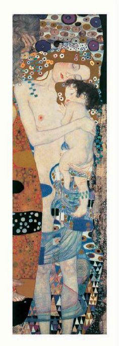 Three Age Of Woman - Gustav Klimt