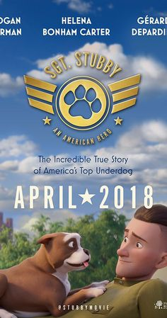 Sgt. Stubby: An American Hero (2018) Full Movie Download Free
