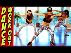 Fat Burning Dance Workout | Beginners Cardio for Weight Loss, Hip Hop Fun at Home Exercise Routine - YouTube