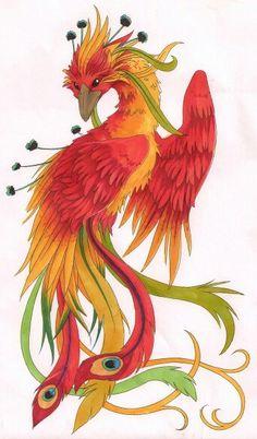 Phoenix Again? by kissy-face on DeviantArt Phoenix Artwork, Phoenix Drawing, Phoenix Images, Phoenix Design, Phoenix Tattoo Design, Phoenix Tattoo Feminine, Phenix Tattoo, Daddy Tattoos, Ear Tattoos