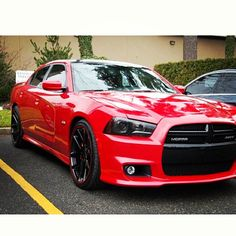 Red Hot Dodge!