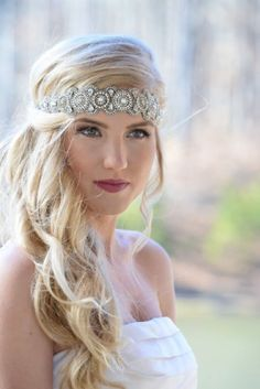 20s hair styles gatsby inspired hair accessories gatsby hair 2227