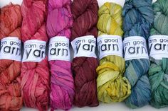 Join the change, spread the joy. With each yarn pack, you'll get an assortment of Darn Good Yarn plus other fun treasures from our partners.