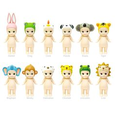 Toy . Sonny Angel - Animals 1 Series - This Modern Life