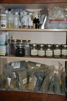 Herbal Medicine Cabinet, This image was taken from http://ponderthepath.com/2012/11/14/the-herbal-medicine-cabinet/ to route to someone else's ebook. I have corrected the link