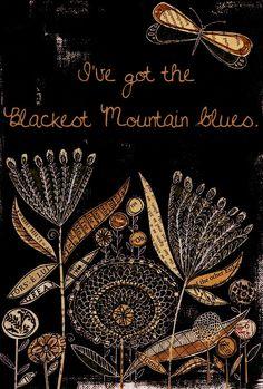Black Mountain Blues - Janis Joplin - Classic Rock Lyrics