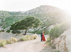 Fine Art Film Wedding Photographer In South Of France Elegant Chic, South Of France, Engagement Session, Backdrops, National Parks, Scenery, Photoshoot, Fine Art, Film
