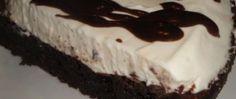 Krémový čoko dort s mascarpone Nutella, Pudding, Tasty, Cream, Cheesecake, Sweet, Desserts, Food, Bucky