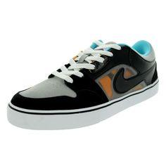 pretty nice 4ff2c 26d58 Nike Men s Ruckus 2 Lr Medium Grey Black Laser Orange Skate Shoe