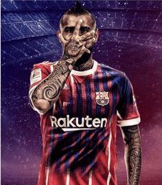 Barcelona will announce the signing of Vidal tomorrow morning. Messi And Ronaldo, Cristiano Ronaldo, Messi Messi, Fc Barcelona, Fifa World Cup 2018, Antonella Roccuzzo, Leo Lion, Best Club, Camp Nou