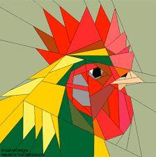 Resultado de imagen para ANIMAL Quilt FREE Pattern