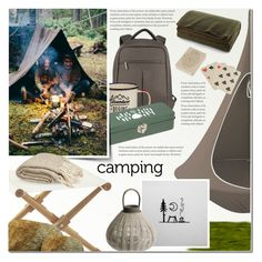 """Let's go Glamping!"" by anna-anica ❤ liked on Polyvore featuring interior, interiors, interior design, home, home decor, interior decorating, Cacoon, Serena & Lily, Travelon and Dot & Bo"