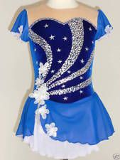 It is beautiful and incredibly sparkling. Baton Twirling Costumes, Ice Skating Dresses, Custom Made, Skate, Formal Dresses, Fitness, Shopping, Beautiful, Ebay