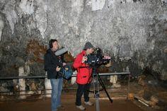 Nuevo mineral único en el mundo encontrado en las cuevas de El Soplao #Cantabria #Spain #Travel #Caves