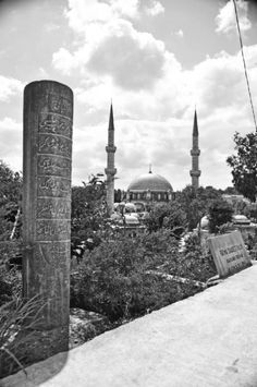 Sultan Eyup Masjid - Istanbul