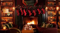 Christmas is all about being cosy. Snuggling up by the fire, wrapping yourself in your favourite festive jumper, watching the first snow fall from your window: all the best things about the season are about being warm and comfortable.So what could be cosier than festive afternoon tea? After a hard day of Christmas shopping, with …