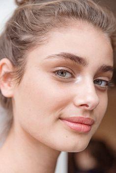 thakoon s/s 2017 makeup