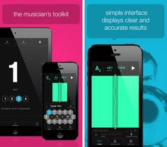 TUNABLE FOR IOS AND ANDROID IS AN ALL-IN-ONE MUSIC TOOLKIT FOR MUSICIANS [VIDEO] Posted on Mar 30, 2013   Learning to play a new instrument, particularly if you've never familiarized yourself with anything like it before, can be a little daunting. But the Web is a vast library of learning resources, and now, it only takes an Internet connection and access to a decent app, video or tutorial in order to get started. The very first thing one must master – particularly ...