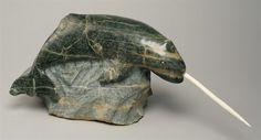 Inuit Art Gallery and information Inuit Art, Jaco, Aboriginal Art, Animal Sculptures, Turtle, Art Gallery, Board, Artist, Animals