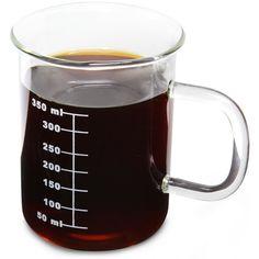 Laboratory Beaker Mug - Chemistry Glassware
