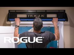 Designed to mount above a doorway frame on a standard wood stud wall*, the Rogue Jammer Pull-Up Bar is an everyday game-changer—enabling athletes to transport their fitness lifestyle, without compromise, into any room of their home or workplace.