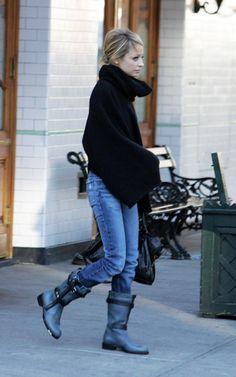 Nicole Richie Style jumper