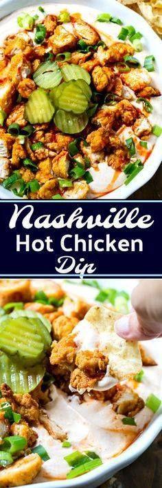 Nashville Hot Chicke Nashville Hot Chicken Dip Recipe :...  Nashville Hot Chicke Nashville Hot Chicken Dip Recipe : http://ift.tt/1hGiZgA And @ItsNutella  http://ift.tt/2v8iUYW