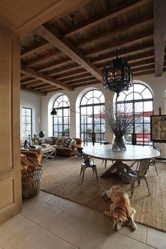 Impresionante loft en New York en Decandyou | #madera #decoracion #loft #NuevaYork