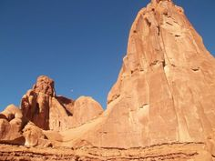 the other side of the rock in the previous picture :) #moab
