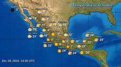 Prevé SMN lluvias y temperaturas inferiores a -5°C en Chihuahua | El Puntero