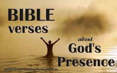 7 Awesome Bible Verses About God's Presence Bible Verse Memorization, Bible Scriptures, Bible Promises, Gods Promises, Devotion Of The Day, Book Of Hebrews, Jesus Paid It All, Attributes Of God, Psalm 16