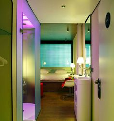 Trendy Hotel Accommodation London   citizenM Bankside – Rooms   Accommodation Southwark London