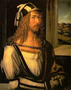 Albrecht Dürer's Self Portrait