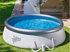 Quick Up Pool Set and Cover - - White. Cover, Outdoor Decor, Ebay