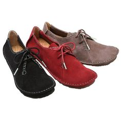 CLARKS OF ENGLAND FARAWAY FILD SHOES