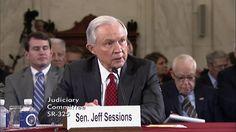 Sen. Cruz's Remarks at Sen. Sessions Nomination Hearing