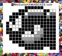 Patrones Hama Beads Super Mario World