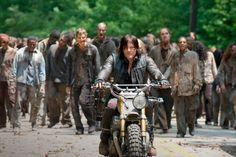 The Walking Dead saison 6 s'élance dans une débauche de moyens - News série TV
