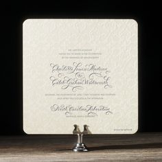 Connemara by Beth Ann Seal for Bella Figura. Available to order at Persnickety Invitation Studio.