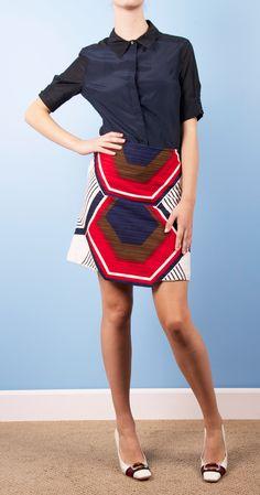 MIU MIU // bold + interesting pattern #designinspiration