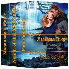Box set of the Manannan series. Available from Amazon.