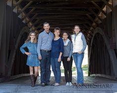 Southview Farm, Lancaster Pa - Covered bridge family Session