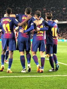 Fantastic four: MSCD Messi, Suarez, Coutinho, Dembele God Of Football, Football Players, Football Stuff, Fc Barcelona, Messi Goals, Messi Soccer, Soccer World, Liverpool Fc, Dream Team
