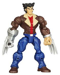 Marvel Super Hero Mashers Gift Pack Set Of Four Hobglobin Rocket Peter Spider