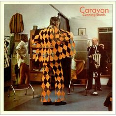 For Sale - Caravan Cunning Stunts UK  vinyl LP album (LP record) - See this and 250,000 other rare & vintage vinyl records, singles, LPs & CDs at http://eil.com