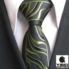 New Brand Coachella Neckties Fashion Style Handmade Microfiber Mens Neck Ties Bordered Classic Black Green Wedding Paisley 8.5CM on AliExpress.com. $9.99