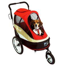Happy Trailer Pet Stroller