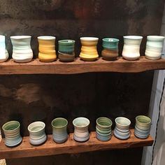 "37 Likes, 2 Comments - Natalie Blake (@natalieblakestudios) on Instagram: ""Do you have a favorite glaze color?"""